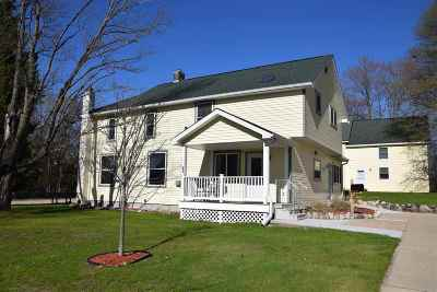 Boyne City Single Family Home For Sale: 402 E Pine