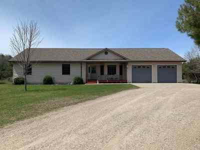 Petoskey Single Family Home For Sale: 5720 Rustic Road