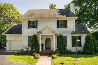 Single Family Home For Sale: 354 Church St.