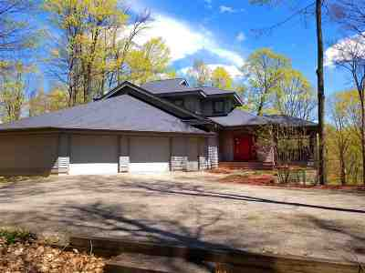 Harbor Springs Single Family Home For Sale: 3220 Greenbriar #Lot #629