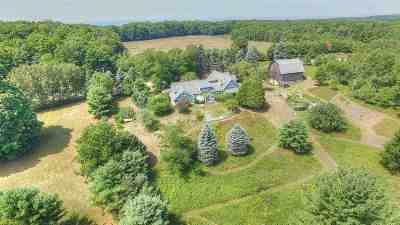 Harbor Springs Single Family Home For Sale: 4251 Terpening Road