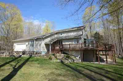 Single Family Home For Sale: 00111 Apple Lane