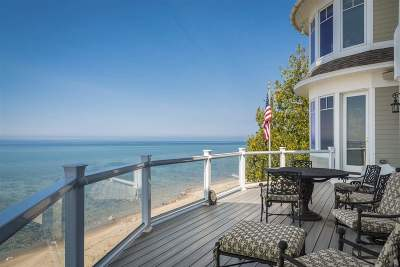 Single Family Home For Sale: 6174 Lower Shore Drive