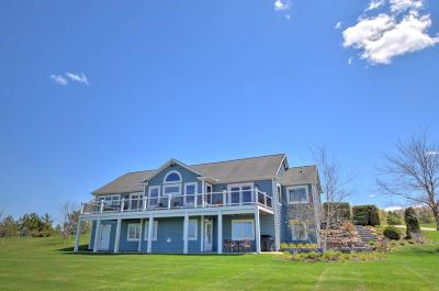 Petoskey Single Family Home For Sale: 398 Harbor View Lane