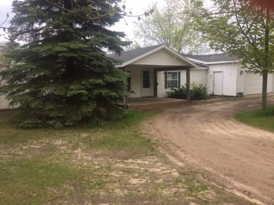 Charlevoix Single Family Home For Sale: 13609 Clark Rd