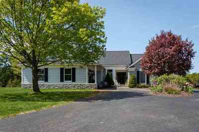 Harbor Springs Single Family Home For Sale: 7106 Rolling Meadow Trail