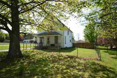 Single Family Home For Sale: 1030 Pleasant Avenue