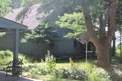 Harbor Springs Single Family Home For Sale: 3699 N Lake Shore Drive