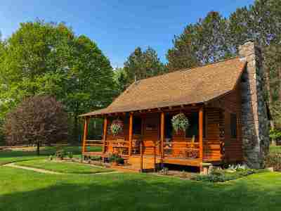 Harbor Springs Single Family Home For Sale: 4492 S State Road