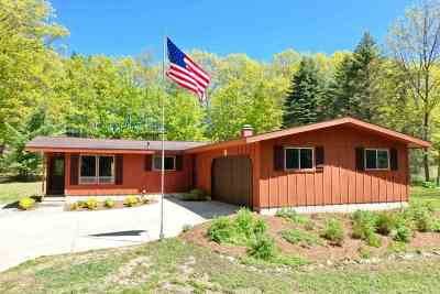 Harbor Springs Single Family Home For Sale: 626 W Bluff