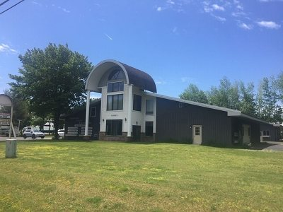Charlevoix County Commercial For Sale: 5951 Loeb Road
