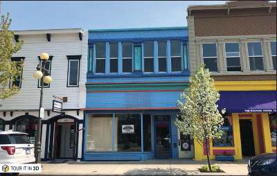 Harbor Springs Commercial Lease For Lease: 160 E Main Street