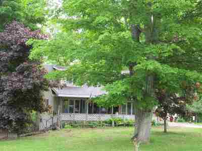 Alanson Single Family Home For Sale: 4105 Valley Road