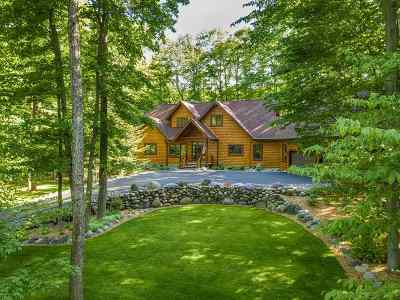 Harbor Springs Single Family Home For Sale: 1238 Walkabout Lane