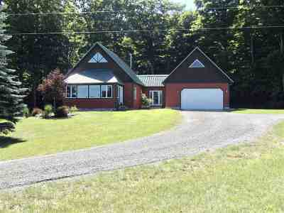 Harbor Springs Single Family Home For Sale: 2383 N State Road