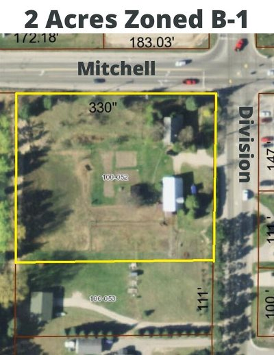 Residential Lots & Land For Sale: 2196 E Mitchell Road