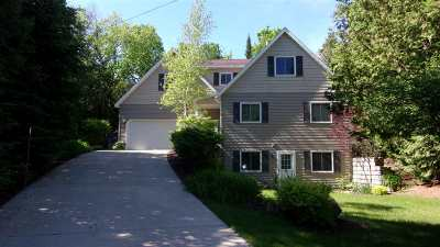Charlevoix Single Family Home For Sale: 7500 Nine Mile Point
