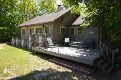 Boyne City Single Family Home For Sale: 3780 Boyne City