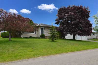 Petoskey Single Family Home For Sale: 349 Little Cedar Drive