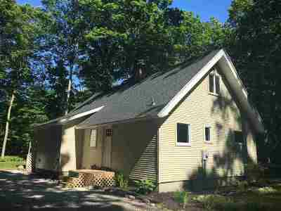 Petoskey Single Family Home For Sale: 3945 Shady Oak Trail