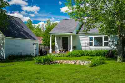 Alanson Single Family Home For Sale: 4831 Indiana Point