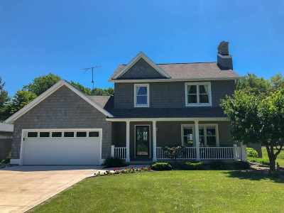 Harbor Springs Single Family Home For Sale: 5945 Wadsworth Road