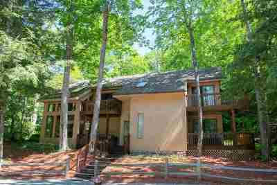 Harbor Springs Single Family Home For Sale: 5603 Lower Shore Drive