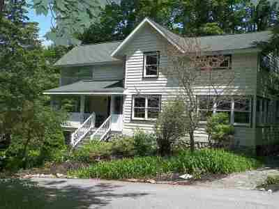 Petoskey Single Family Home For Sale: 2232 Country Club Road