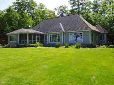 Harbor Springs Single Family Home For Sale: 2947 N Lake Shore Drive