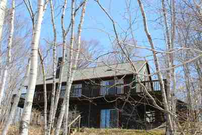 Charlevoix Single Family Home For Sale: 01605 Marion Hills Drive