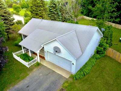 Petoskey Single Family Home For Sale: 3608 Country Club Road