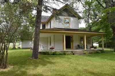 Single Family Home For Sale: 658 W Bluff Drive