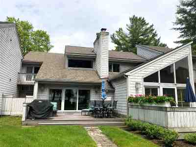 Single Family Home For Sale: 1047 Beach Road #3