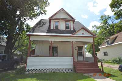 Boyne City Single Family Home For Sale: 618 Adams Street