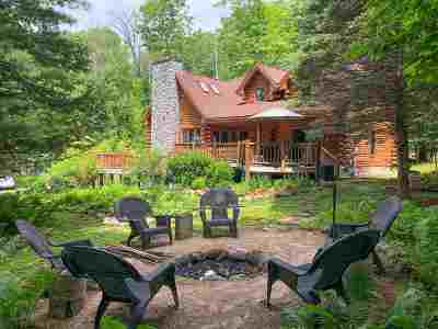 Harbor Springs Single Family Home For Sale: 5345 Lower Shore Drive