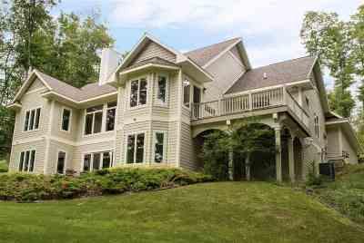 Harbor Springs Single Family Home For Sale: 3173 Greenbriar