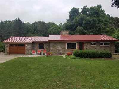 Single Family Home For Sale: 510 Meadowlane