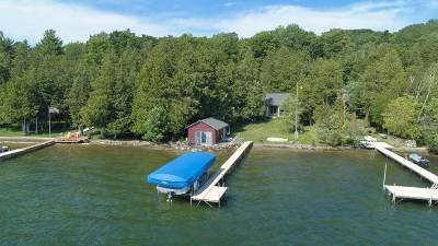 Single Family Home For Sale: 03312 Springwater Beach Road