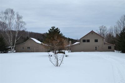 Charlevoix Single Family Home For Sale: 15976 Klooster Road