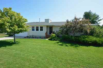 Petoskey Single Family Home For Sale: 465 Orchard Ridge Drive