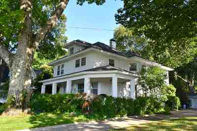 Single Family Home For Sale: 444 W Bluff Drive