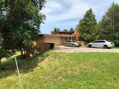 Petoskey Multi Family Home For Sale: 1393 N Us 31 Highway