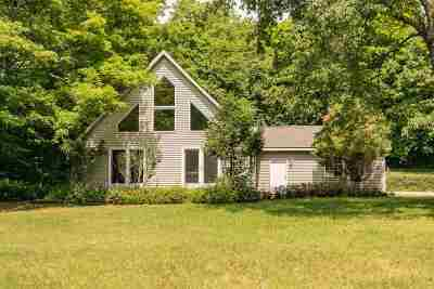 Harbor Springs Single Family Home For Sale: 767 S State Road