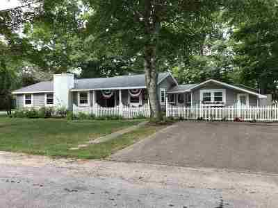 Charlevoix Single Family Home For Sale: 301 Eagle Drive