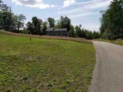 Single Family Home For Sale: 5408+ Burt Lake View Drive Drive #1,3-25