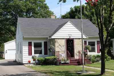 Charlevoix Single Family Home For Sale: 308 Prospect Street