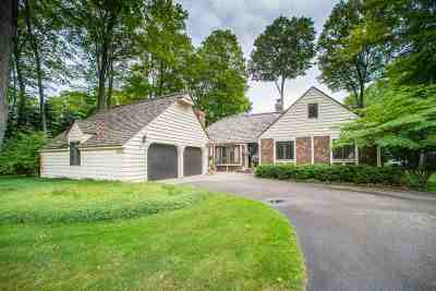Charlevoix Single Family Home For Sale: 13662 N Forest Drive