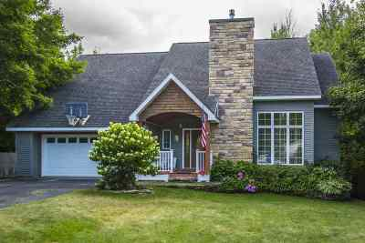 Charlevoix Single Family Home For Sale: 06779 Bay Shore West Drive