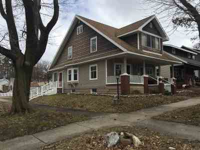 Single Family Home For Sale: 501 Lincoln St