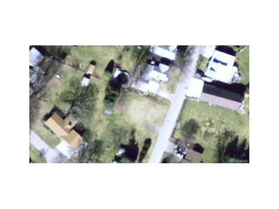 Waterford Twp Residential Lots & Land For Sale: Lot 24 Sunderland